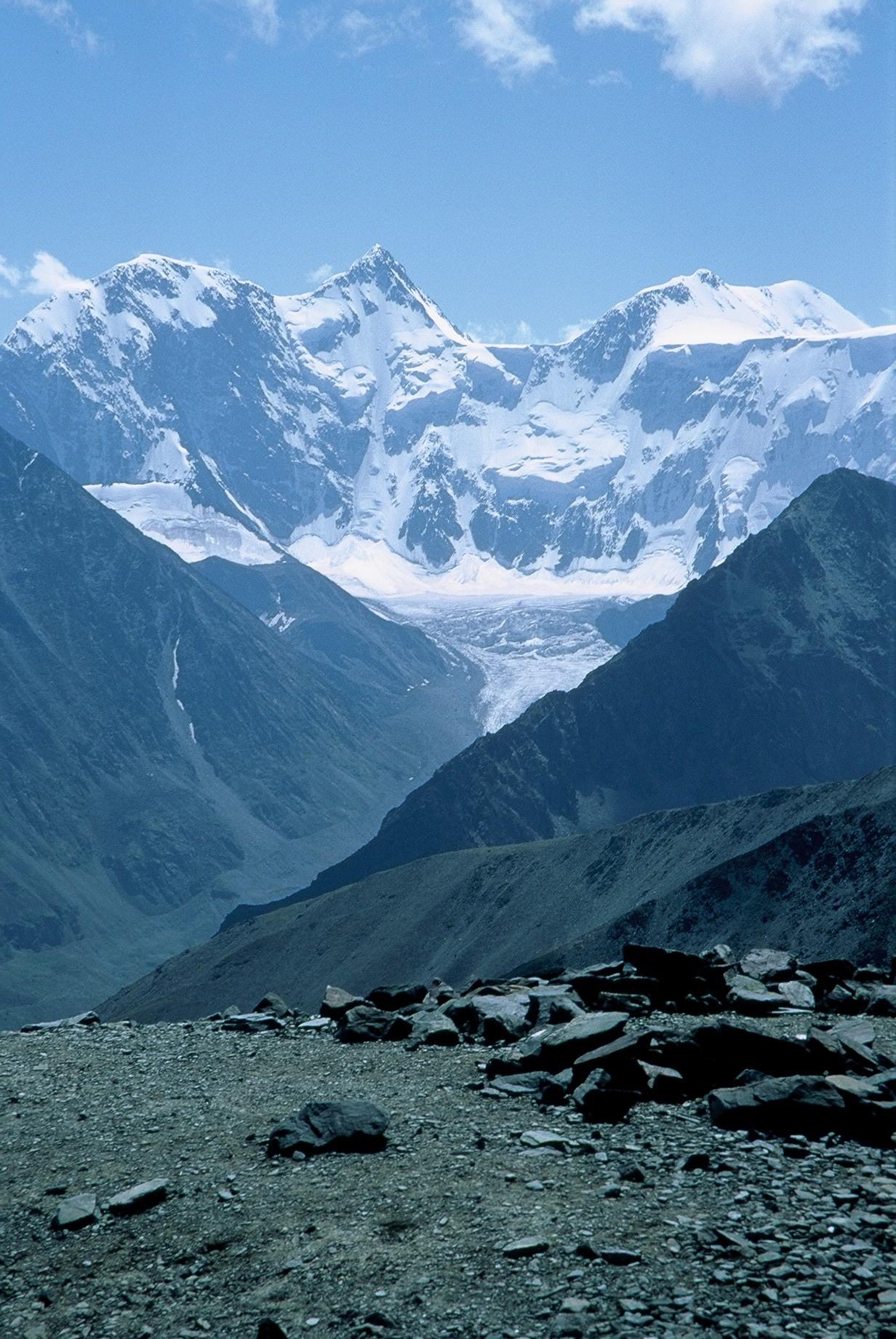 Altai mountains in Siberia